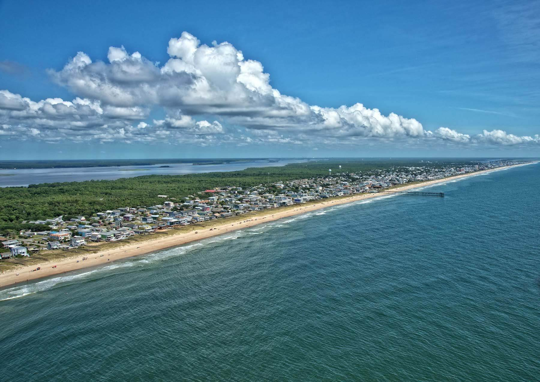 Pleasure Island Rentals Carolina Beach