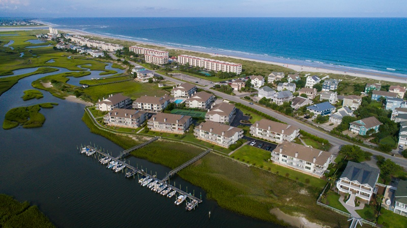 Wrightsville And Carolina Beach Condo Communities