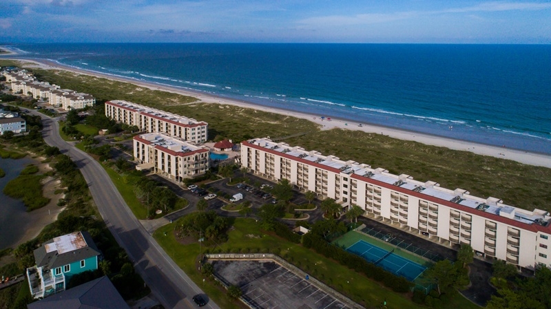 Duneridge Resort In Wrightsville Beach